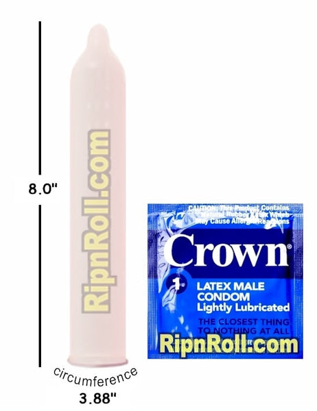 Crown Condoms - RipnRoll.com