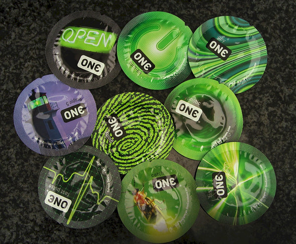 glow in the dark condoms