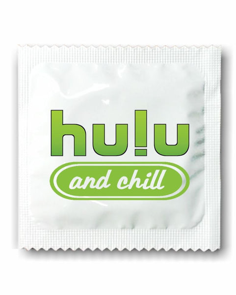 hulu and chill condoms
