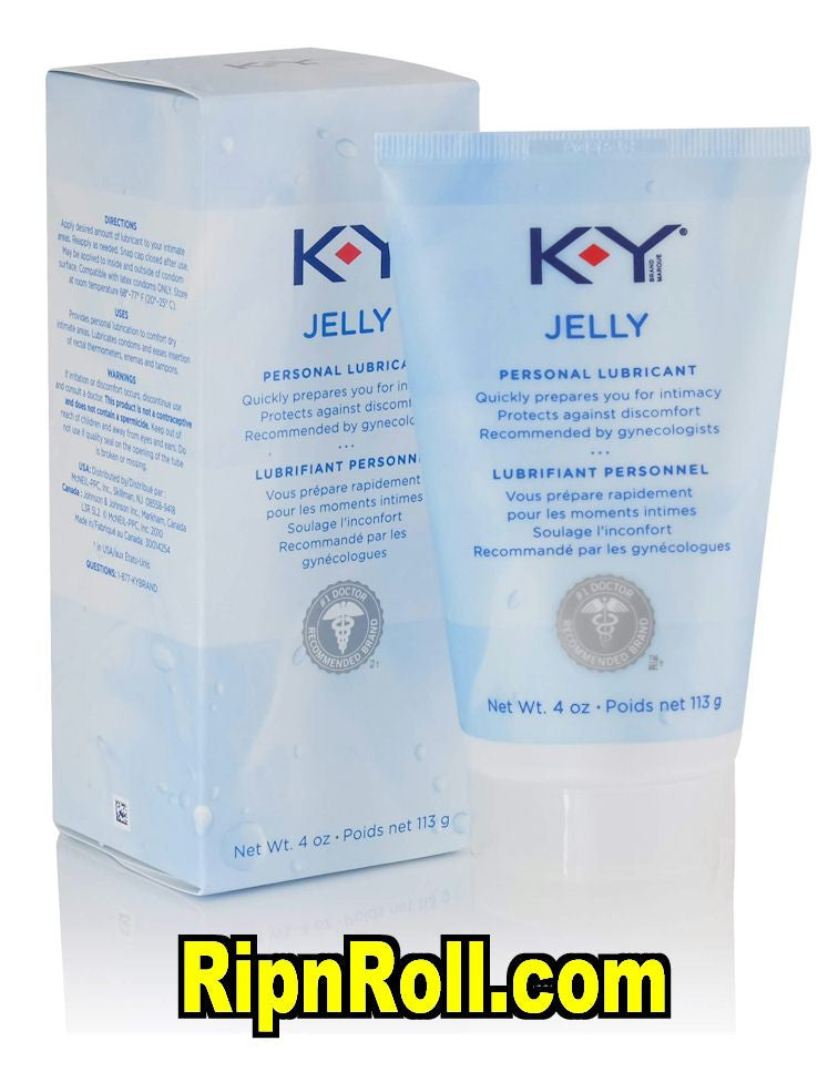 How to apply ky jelly