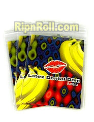 Lixx Flavored Dental Dams bulk