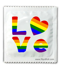Gay Pride - Love Condoms