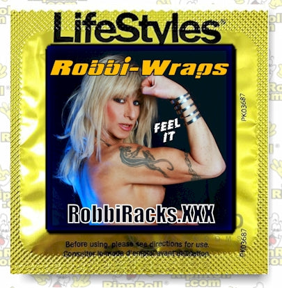 Robbie Wraps - Custom Labeled Brand Name Lifestyles