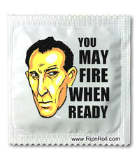 Star Warz Condoms - Fire When Ready