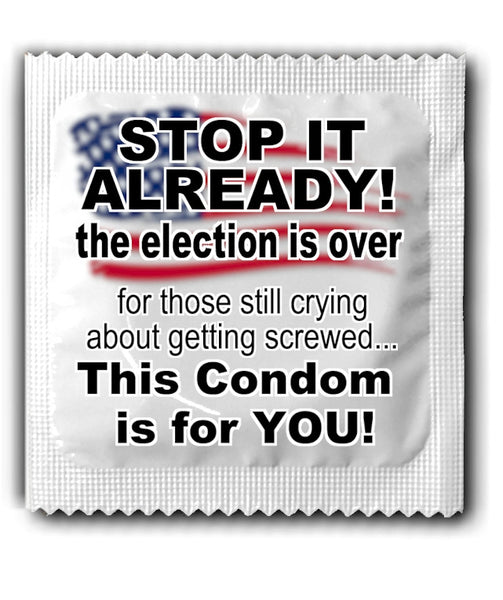 Post Election Condoms