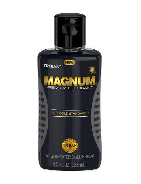 NEW - Trojan Magnum Water Based Lubricant