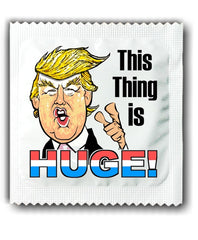 Donald Trump Huge condoms