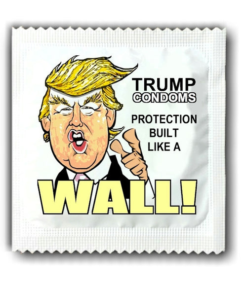 Trump condoms