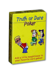 Truth or Dare Poker