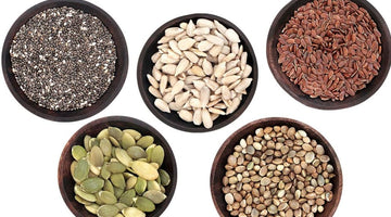 Edible & Healthy Seeds: 101