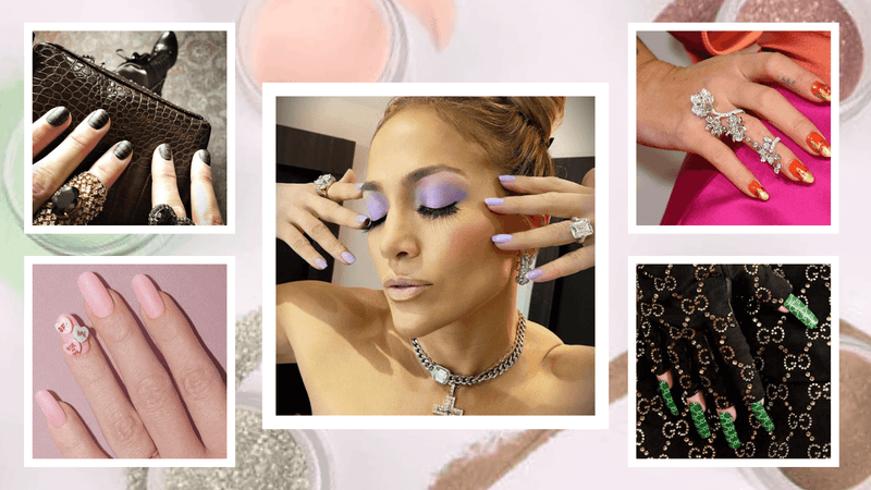 The latest manicure trends for 2021