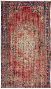 Vintage Turkish Rug, GA10182