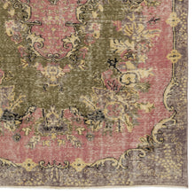 Load image into Gallery viewer, Vintage Turkish Rug, GA12811