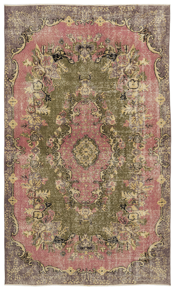 Vintage Turkish Rug, GA12811