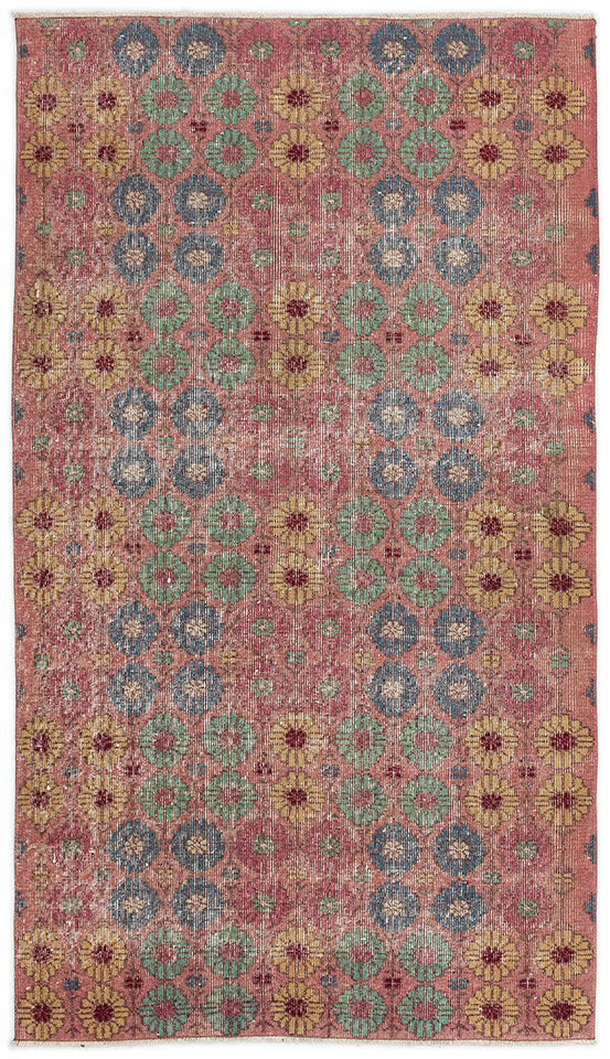 Vintage Turkish Rug, GA14561