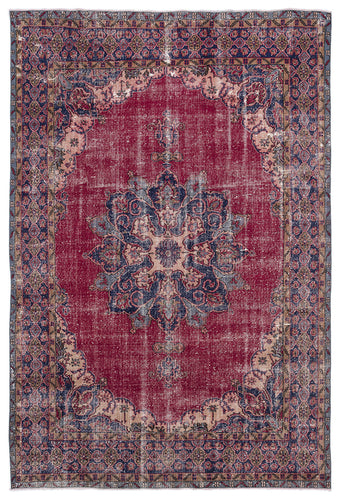 Vintage Turkish Rug, GA15345