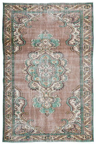 Vintage Turkish Rug, GA15657