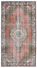 Load image into Gallery viewer, Vintage Turkish Rug, GA15992