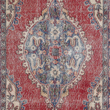 Load image into Gallery viewer, Vintage Turkish Rug, GA16093