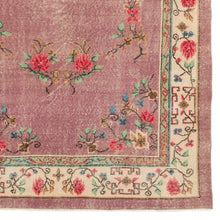 Load image into Gallery viewer, Vintage Turkish Rug, GA17022