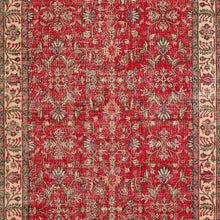 Load image into Gallery viewer, Vintage Turkish Rug, GA17095
