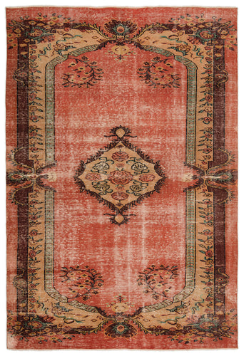 Vintage Turkish Rug, GA17269