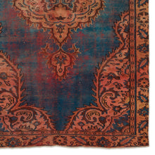 Load image into Gallery viewer, Vintage Turkish Rug, GA17294