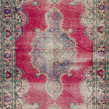 Load image into Gallery viewer, Vintage Turkish Rug, GA17894