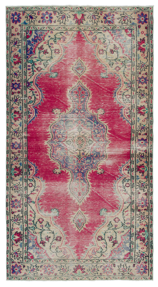 Vintage Turkish Rug, GA17894