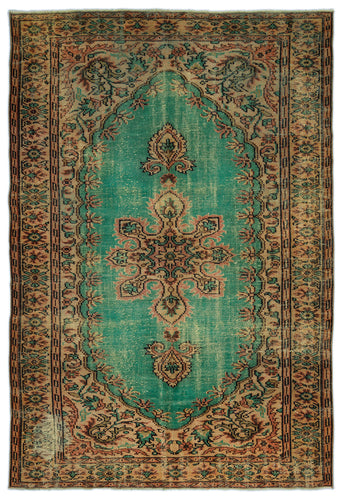 Vintage Turkish Rug, GA17974