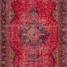 Load image into Gallery viewer, Vintage Turkish Rug, GA18234