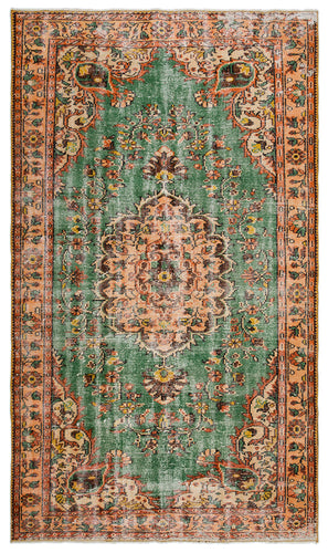 Vintage Turkish Rug, GA18256