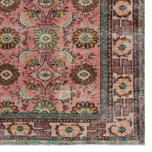Load image into Gallery viewer, Vintage Turkish Rug, GA18495