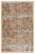 Load image into Gallery viewer, Vintage Turkish Rug, GA18651