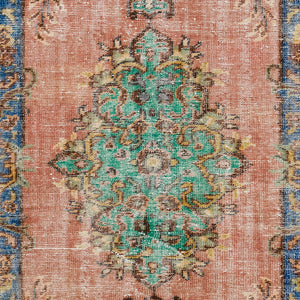 Vintage Turkish Rug, GA18723