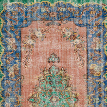 Load image into Gallery viewer, Vintage Turkish Rug, GA18723