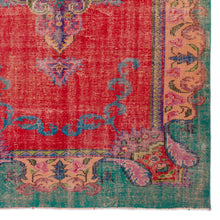 Load image into Gallery viewer, Vintage Turkish Rug, GA18729