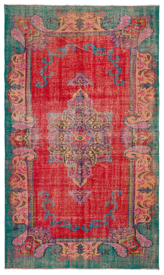 Vintage Turkish Rug, GA18729