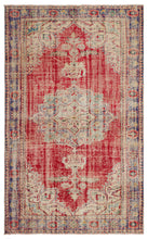 Load image into Gallery viewer, Vintage Turkish Rug, GA19302
