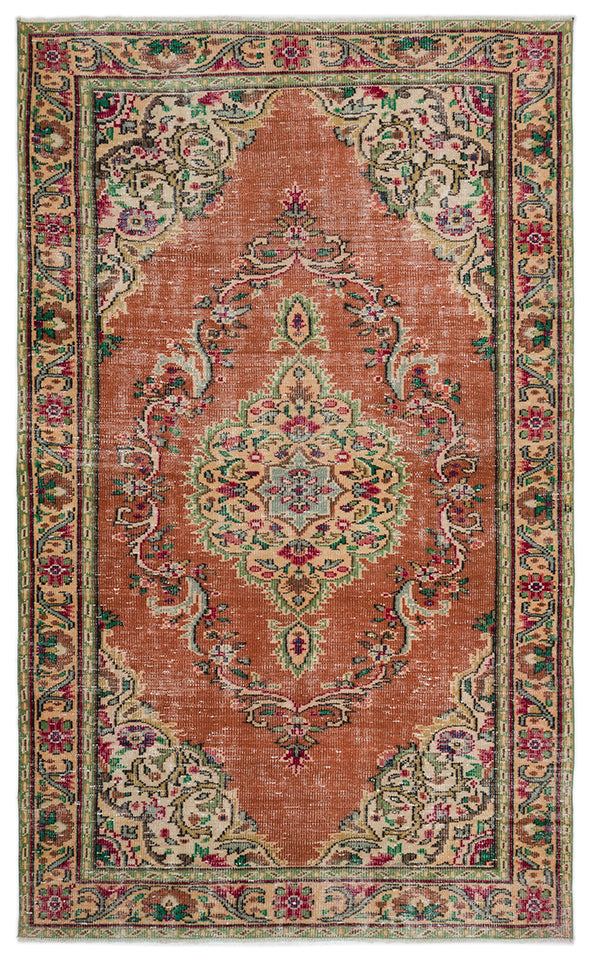 Vintage Turkish Rug, GA19391