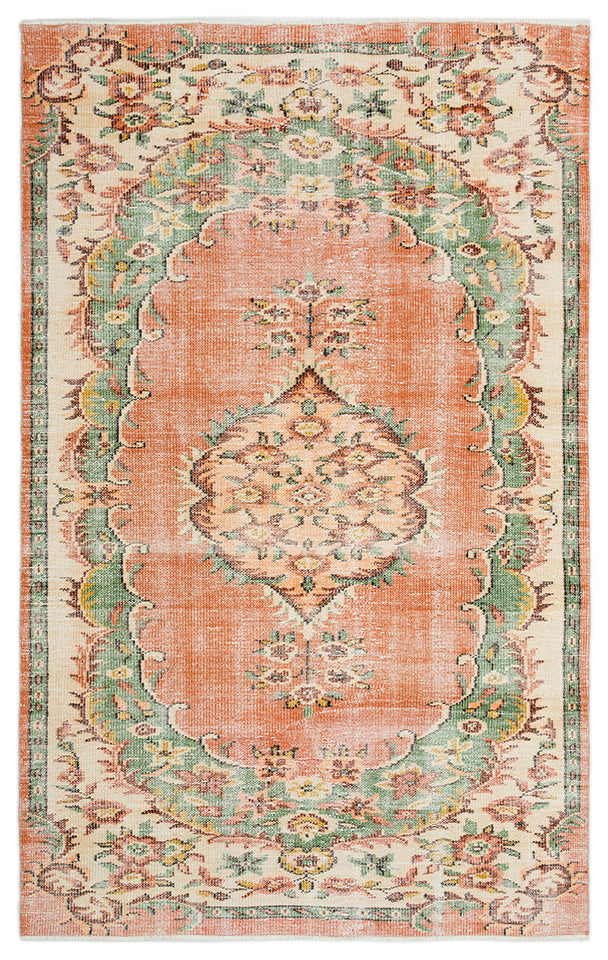 Vintage Turkish Rug, GA19593