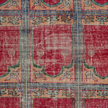 Load image into Gallery viewer, Vintage Turkish Rug, GA23576