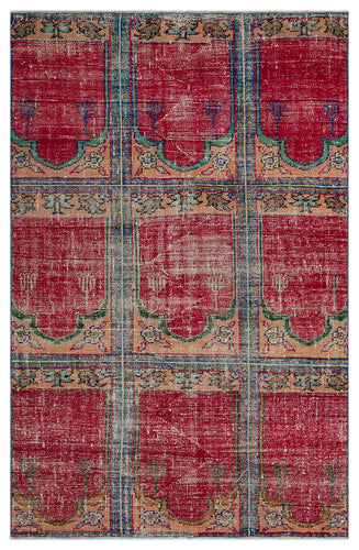 Vintage Turkish Rug, GA23576