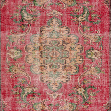 Load image into Gallery viewer, Vintage Turkish Rug, GA24433