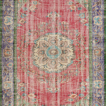 Load image into Gallery viewer, Vintage Turkish Rug, GA24439