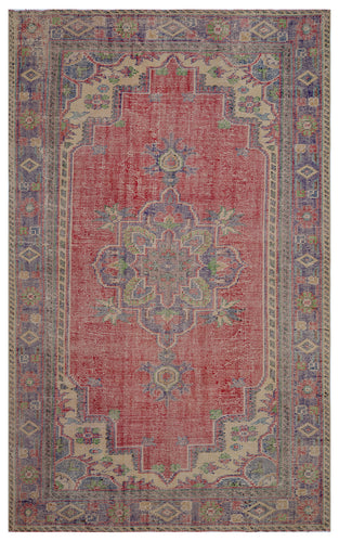 Vintage Turkish Rug, GA26917