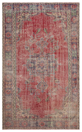 Vintage Turkish Rug, GA26985