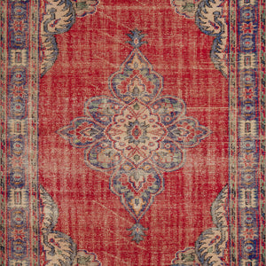 Vintage Turkish Rug, GA28149
