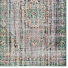 Load image into Gallery viewer, Vintage Turkish Rug, GA28346