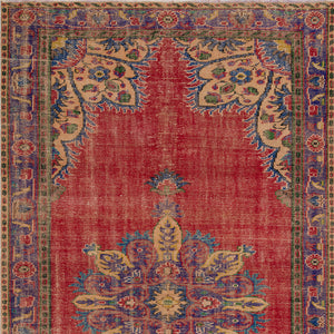 Vintage Turkish Rug, GA28389